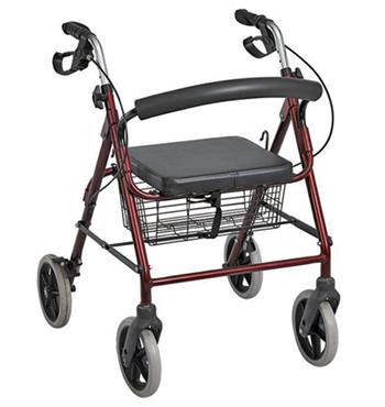 Andador con sillas